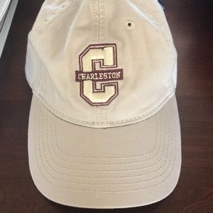 Legacy Beige College of Charleston (CofC) Hat